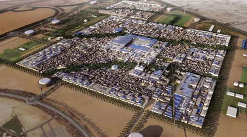 Masdar City 5