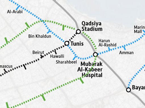 Hawalli-Metro